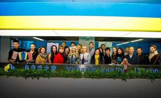 У столиці Китаю відкрився шоурум українського бренду одягу