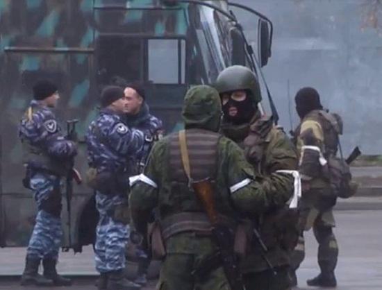 Черкаський слід «гасударствєнного пєрєворота» в Луганську