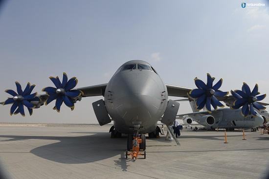 Літаки Ан-70 виготовлятимуть без російських деталей