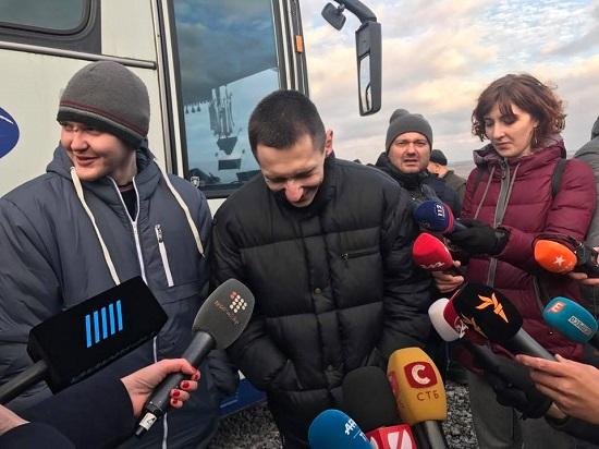 З полону бойовиків звільнено 74 українських заручників