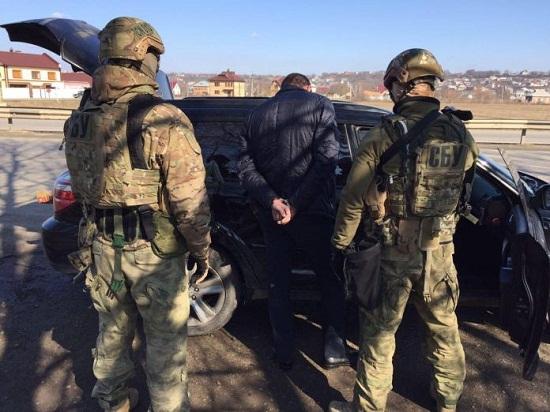 СБУ піймала агента ФСБ Росії, який готував теракт у День Збройних Сил України