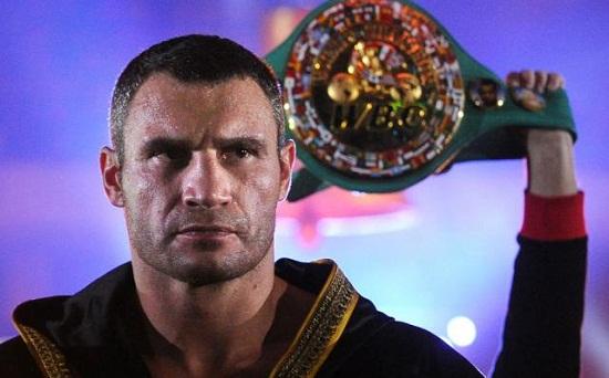 Вперше в історії Міжнародної зали боксерської слави до неї включено українця