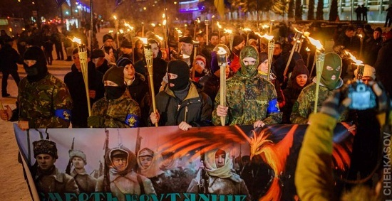 У Черкасах пройде смолоскипний марш пам'яті Героїв Крут