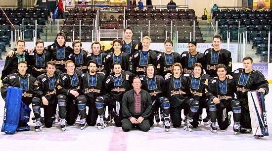 Канадська хокейна команда Dauphin Kings вийшла грати в українських вишиванках
