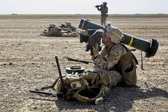 """ЗСУ готуються прийняти на озброєння американські ПТРК """"Javelin"""""""