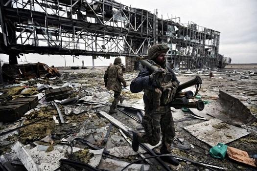 Згадаймо захисників Донецького аеропорту…