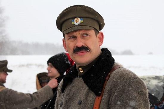 """Сніжну погоду використовують """"кіношники"""": у розпалі – зйомки історичного фільму """"Крути 1918. Захист"""""""