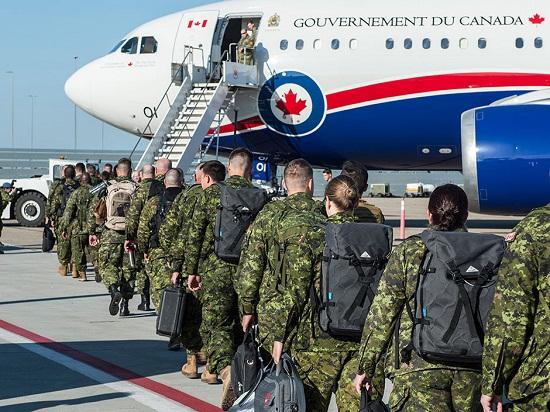 Канада продовжила військово-тренувальну місію UNIFIER в Україні до 2019 року