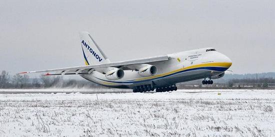 Український літак-гігант став героєм американського серіалу