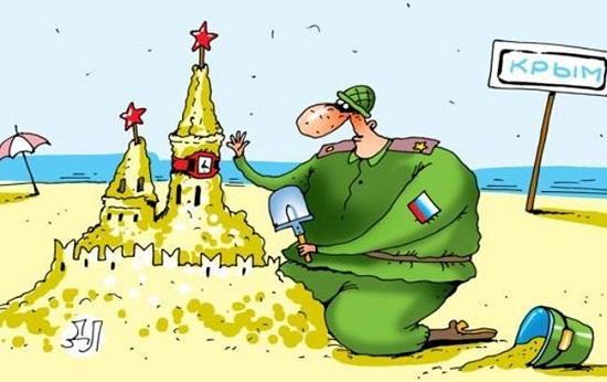 В окупованому Криму назріває справжня катастрофа у ситуації з прісною водою