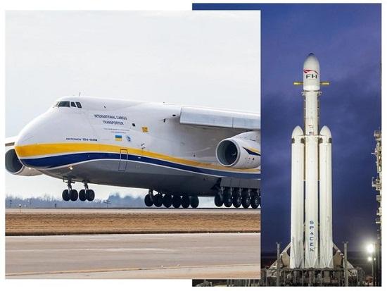 США вдячні Україні за допомогу під час підготовки запуску Falcon Heavy