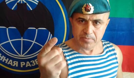 Российский десантник в видеообращении к Путину обвинил его во вранье и убийствах