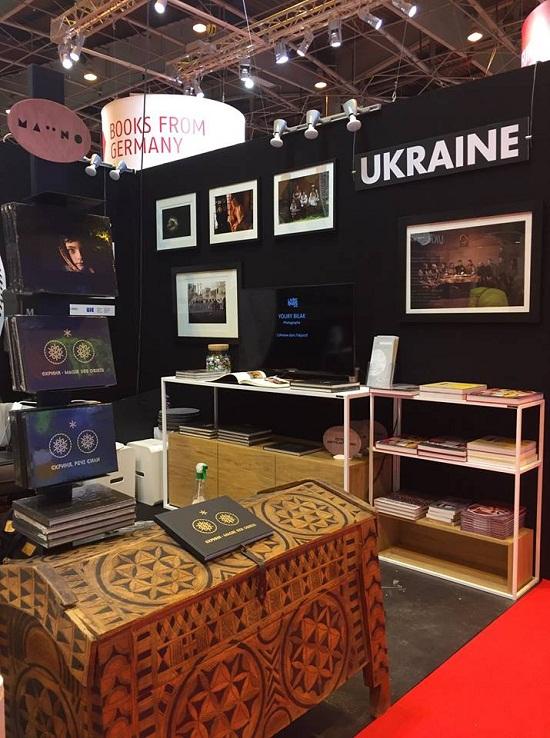 На Міжнародному книжковому ярмарку Salon du Livre у Парижі вперше за час війни відкрився український стенд