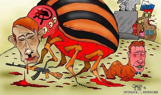 У Чернігові ліквідовано спробу підготовки антиукраїнських акцій