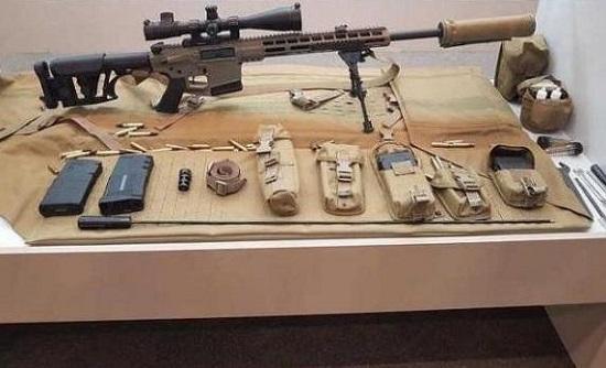 На озброєння українських військових надійшли нові снайперські гвинтівки