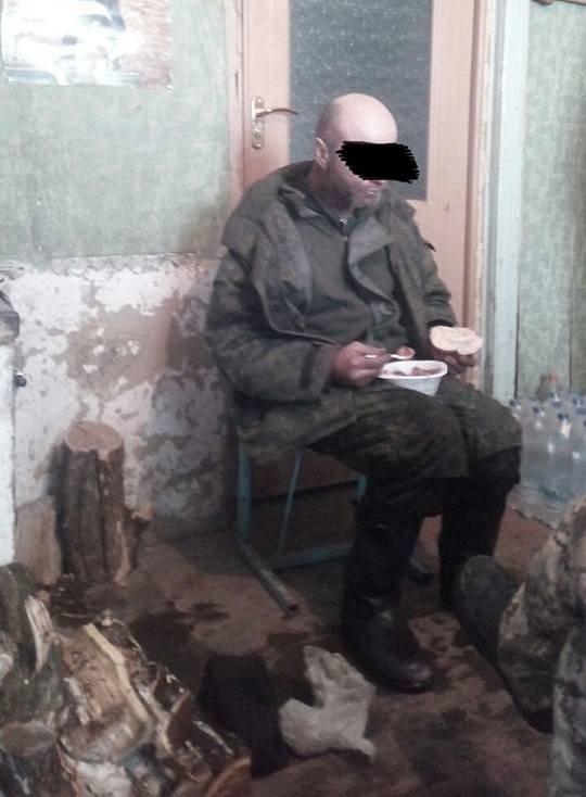 Бійці ЗСУ захопили в полон бойовика-росіянина