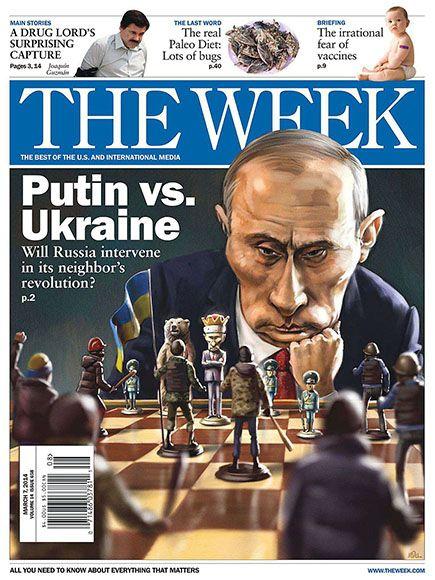 """Над """"грізним"""" Путіним сміється світ"""