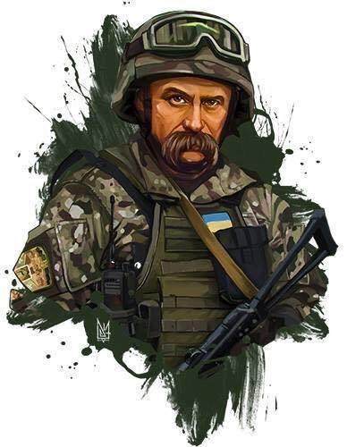 Тарас Шевченко допоможе, щоб на оновленій землі врага не було, супостата…