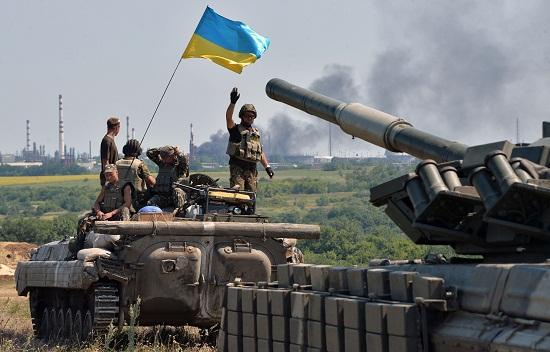 У Черкасах відзначать 4-у річницю початку антитерористичної операції на Донбасі