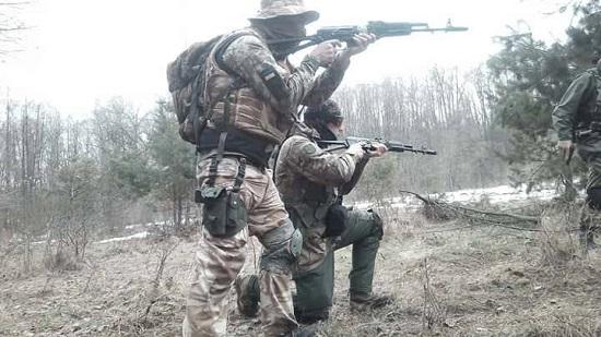 """На Черкащині """"Наддніпрянський легіон"""" провів черговий вишкіл"""