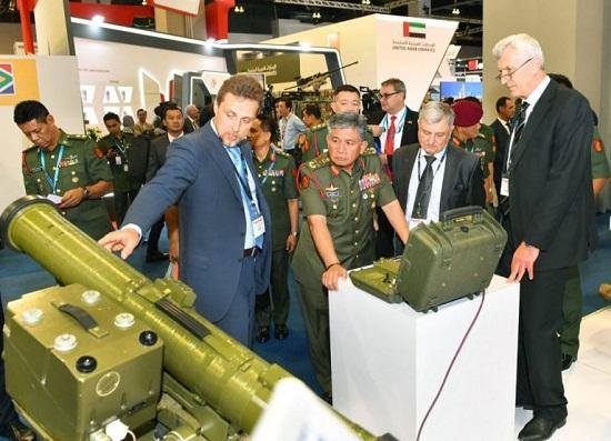 """""""Укроборонпром"""" бере участь у міжнародній виставці озброєння в Малайзії"""