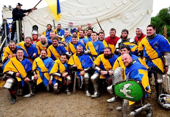Українка завоювала «золото» у бою на алебардах, а наша Збірна – «срібло» і унікальну відзнаку «За чесну гру» на «Битві Націй» у Римі