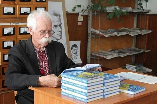 Вийшла книга про уманського отамана Петра Дерещука