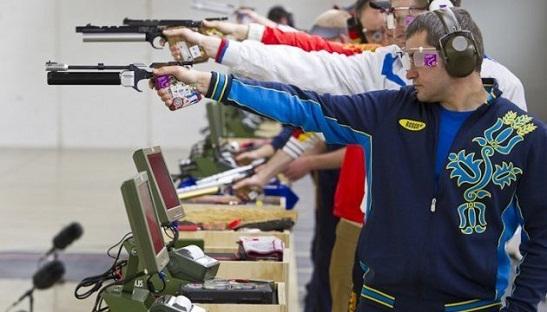 Українець став рекордсменом світу з кульової стрільби
