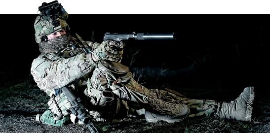 """У ризикованій """"дуелі"""" українські спецназівці знищили снайпера проросійських бойовиків"""