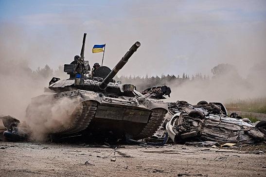 Українські військові в Німеччині змагаються за звання найкращого танкового підрозділу Європи