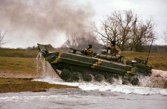 Українські війська на Луганщині просунулись вперед на 2 кілометри