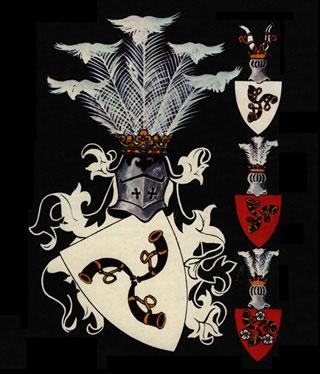 Черкаський художник зберіг «ключ» до розгадки походження герба Георгія Нарбута