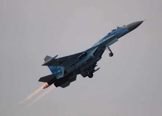 Літаки Військово-Повітряних Сил України взяли участь в авіашоу у Великій Британії