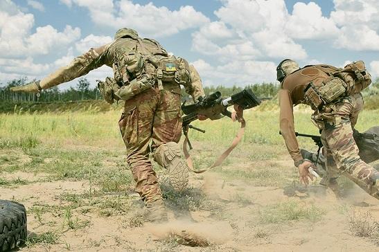 Сили спецоперацій ЗСУ демонструють блискучу роботу снайперів