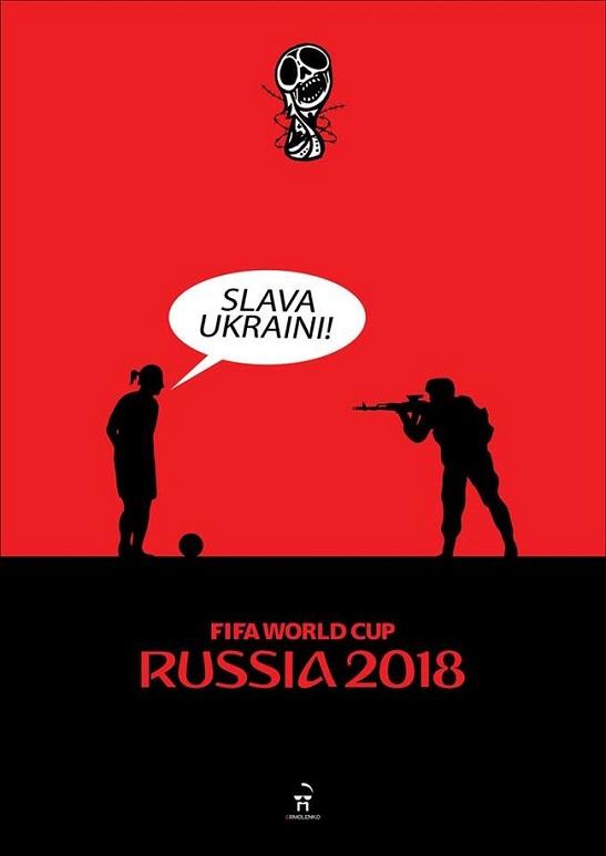 Українці влаштували масштабний флешмоб на сторінці ФІФА – на знак протесту проти репресій щодо хорватських футболістів