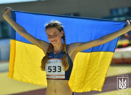 """Українка встановила рекорд і здобула """"золото"""" на чемпіонаті Європи"""