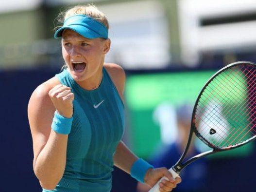 Українська тенісистка у фіналі турніру ITF у Римі з розгромним рахунком виграла у росіянки