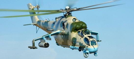 Військові ООС тренуються розстрілювати з вертольотів морські цілі…