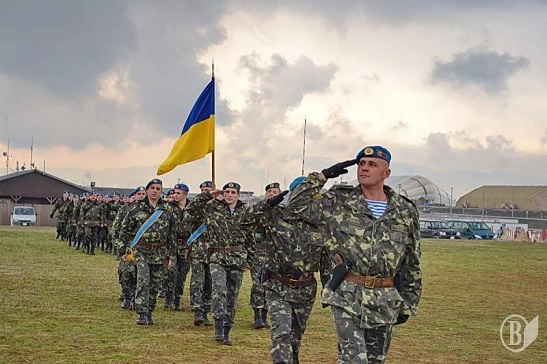 Україна відзначає День миротворців