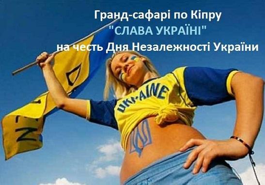 """Українці Кіпру готують автопробіг """"Слава Україні!"""", присвячений Дню Незалежності"""