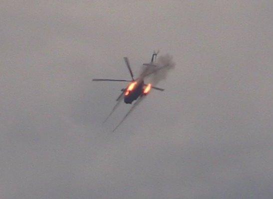 """Готові зрешетити ворога: вертолітниками ЗСУ проведено успішні стрільби новими авіаракетами """"Оскол"""""""