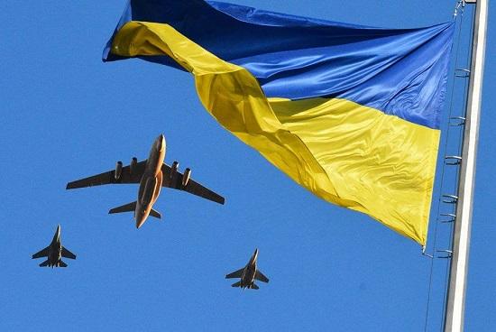 Військовий парад у День Незалежності став наймасштабнішим у новітні часи України