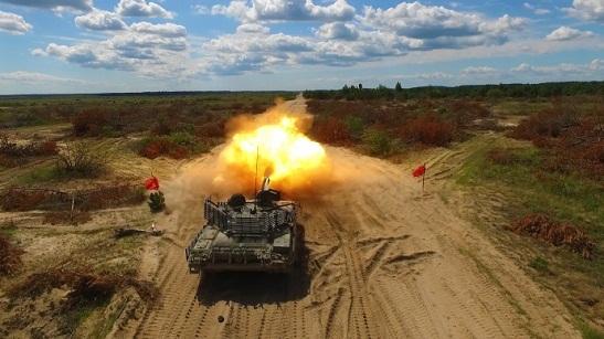 """Поки російська """"Армата"""" заглохла… """"Укроборонпром"""" демонструє можливості нового українського танка, який здатний палити ворожі бронемашини на відстані 5 кілометрів"""
