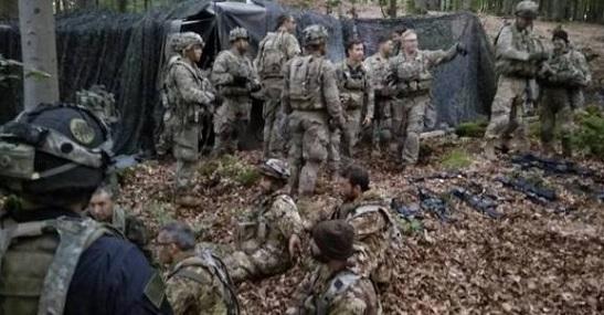 У перший же день міжнародних навчань Saber Junction у Німеччині українські десантники захопили штаб американських військових