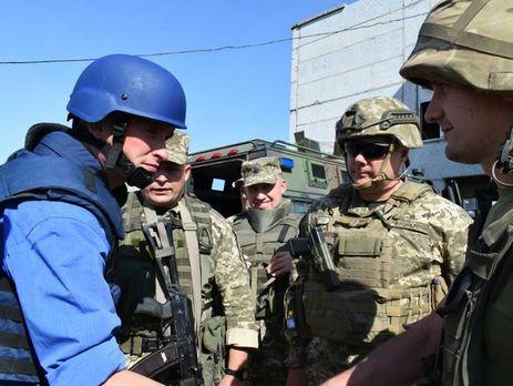 Великобританія відправить в Україну морську піхоту і патрулі Королівського флоту