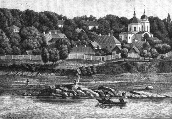 1918 року, в часи гетьмана Скоропадського, у киян були в моді історичні екскурсії до Канева – через Трипілля і Трахтемирів
