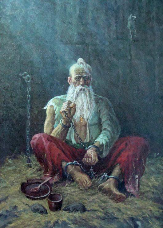 Афонський чернець Паїсій Величковський пророчо передбачив канонізацію козацького кошового Петра Калнишевського, якого він особисто знав