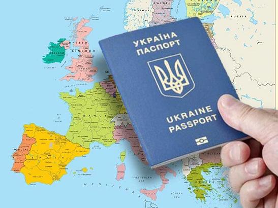 Український паспорт знову покращив позиції у всесвітньому рейтингу