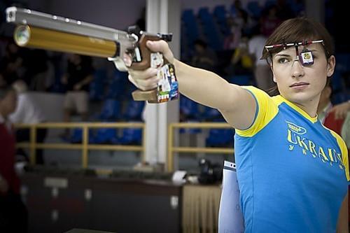 Перемігши у фіналі в Південній Кореї росіянку, українка стала чемпіонкою світу з кульової стрільби
