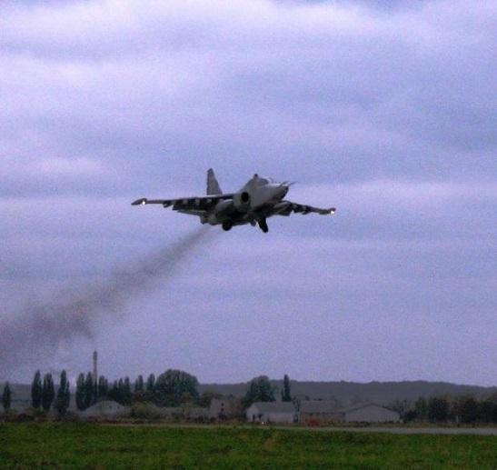 Українські пілоти тренувалися разом з американцями наносити спільні авіаудари